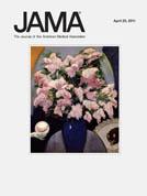 Portada revista JAMA