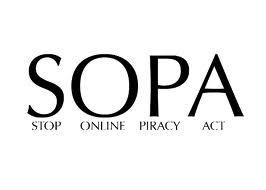 SOPA Blackout