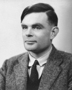 Alan Turing (Crédito: National Portrait Gallery)