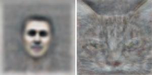 """""""Consideramos el problema para construir detectores de alto nivel para características específicas a partir de información no etiquetada. Por ejemplo, ¿es posible aprender para un detector de rostros utilizando sólo imágenes no etiquetadas? Contrario a la opinión general, nuestros resultados experimentales revelaron que sí es posible capacitar un detector de rostros sin contar con imágenes etiquetadas con la información si tenían o no un rostro en ellas."""" (Crédito: Google Research)"""
