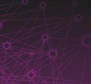 Visualización abstracta Recursive Cortical Network neuromórfica (crédito: Vicarious)