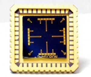 Sensor de nanotubos de carbono que detecta toxinas en el aire  (Crédito: Nosang Myung)