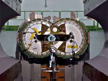 Experimento TOTEM (Crédito: CERN)