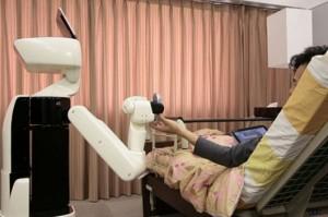 Robot de Apoyo Humano (crédito: Toyota)