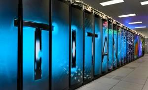 Titán está alojada en el Laboratorio Nacional Oak Ridge, una de las computadoras más poderosas que excede, en teoría, los 20 petaflops (Crédito: Oak Ridge National Laboratory)