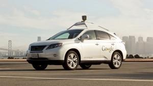 Auto sin conductor de Google (crédito: Google)