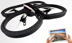 AR Drone 2.0 (Crédito: Parrot)
