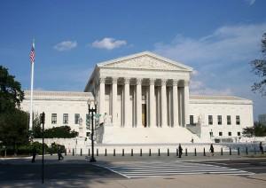 Suprema Corte de los Estados Unidos (credit: 350z33/Wikimedia Commons)