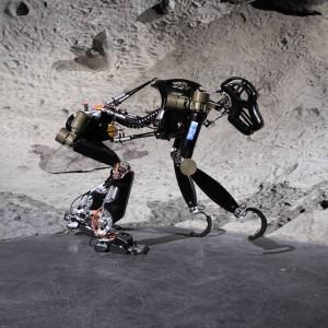 iStruct Demonstrator, robot espacial (crédito: DFKI)