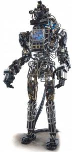 Robot ATLAS de DARPA. (Crédito: DARPA)