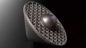 El concepto sonda marciana muestra componentes impresos 3D. (crédito: ESA)