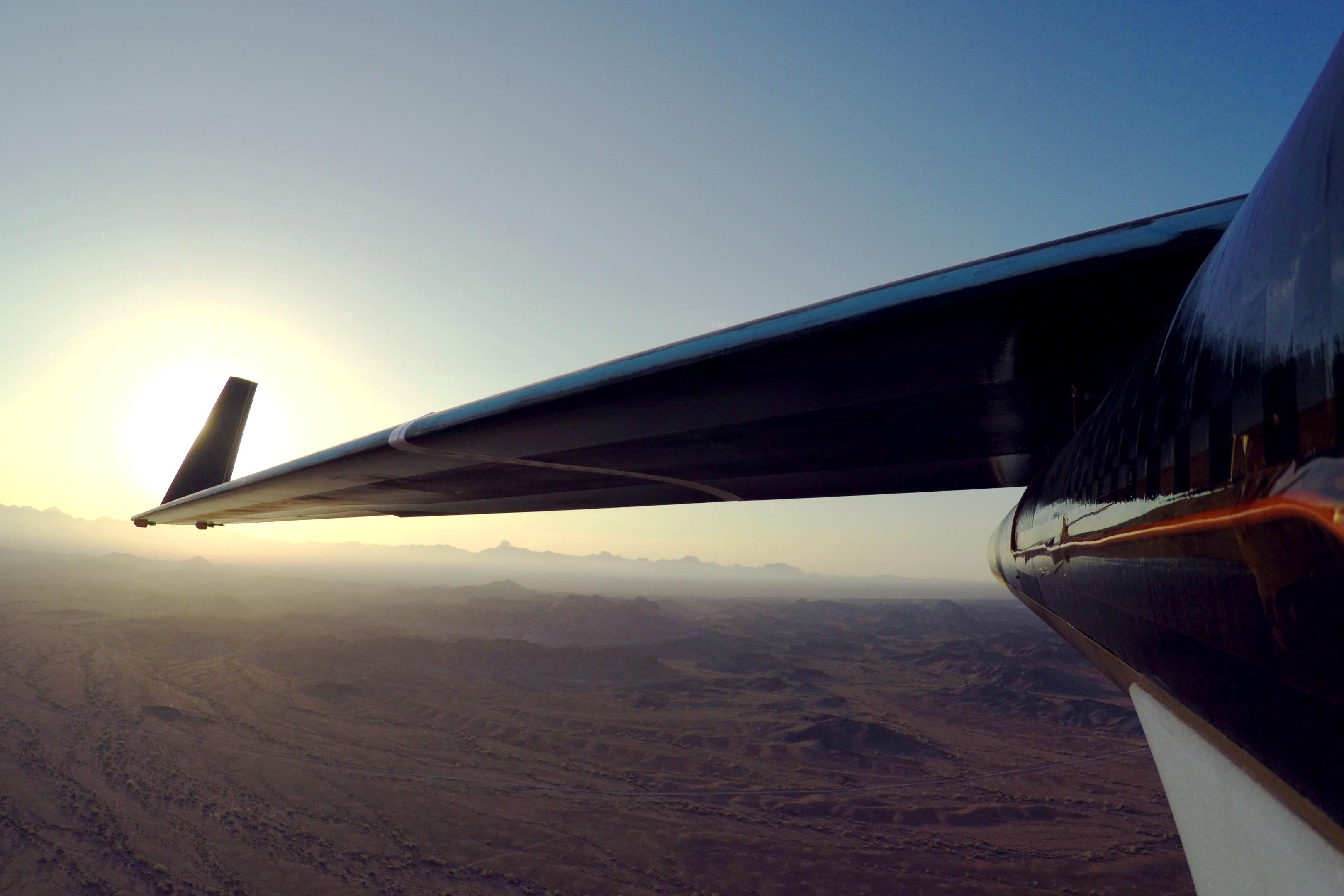 Drone de Facebook completa su primer vuelo de prueba para proporcionar acceso a internet