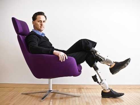 Hugh Herr: nuevas extremidades biónicas que nos permitan bailar