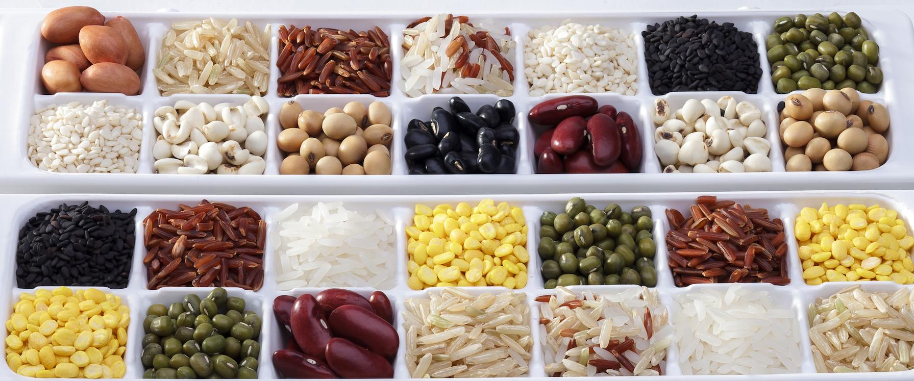 Consumir mayor cantidad de proteína vegetal está asociado a una vida más sana