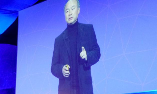 Masayoshi Son, billonario CEO de Softbank, planea invertir en la singularidad